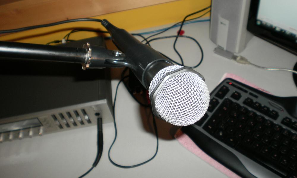 Подключение микрофона к компьютеру