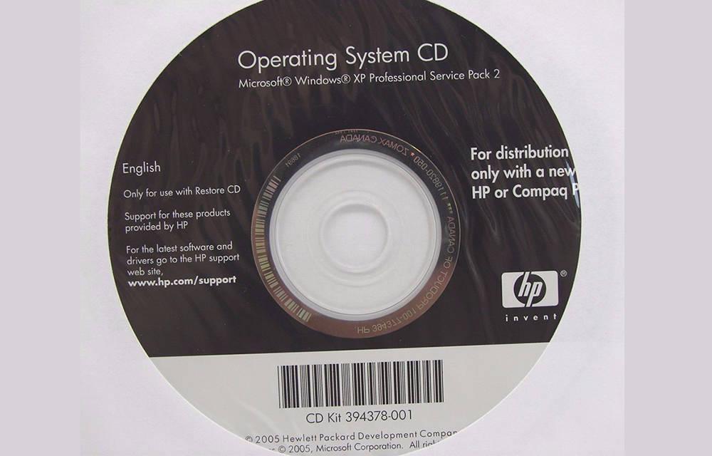 Compaq Operating System