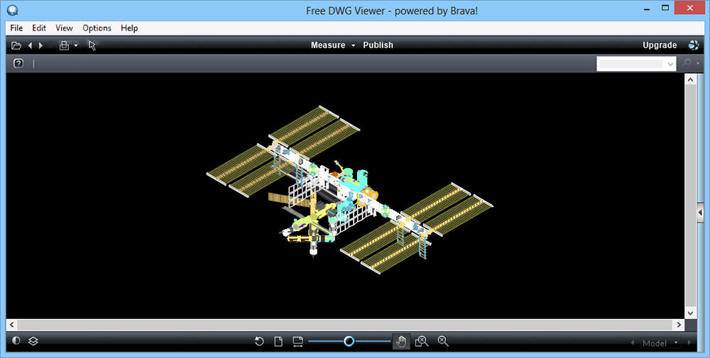 Free DWG Viewer