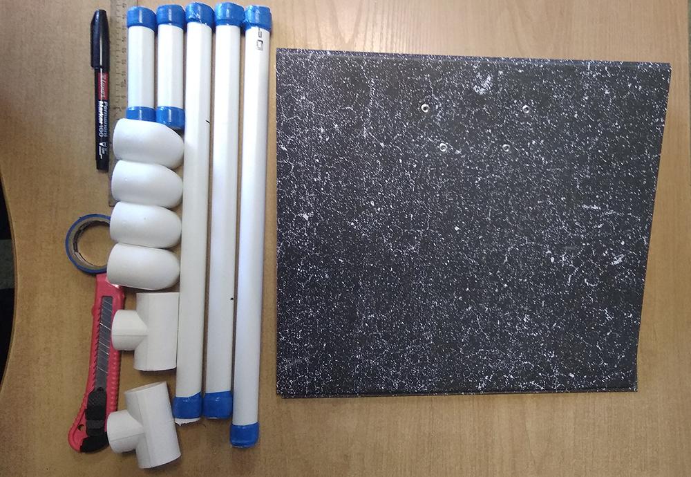 Приобретение материалов