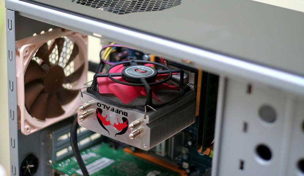 Как правильно установить вентиляторы в корпусе компьютера