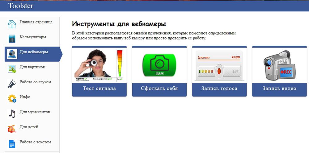 Проверка черезtoolster.ru