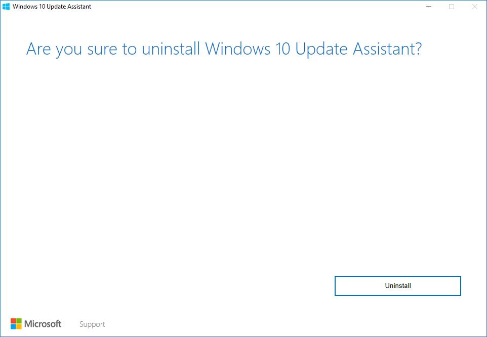 УстановкаUpgrade Assistant