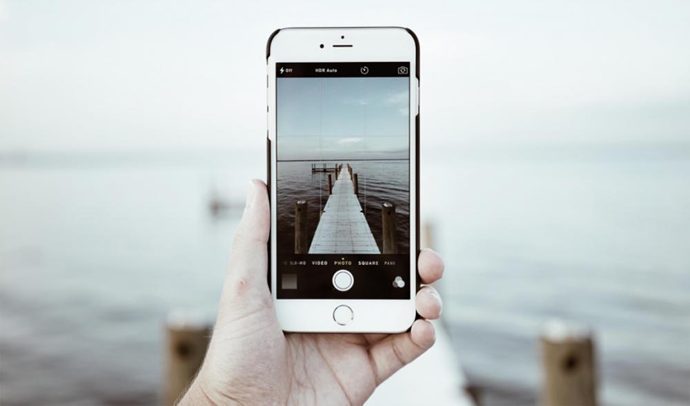 КамераiPhone