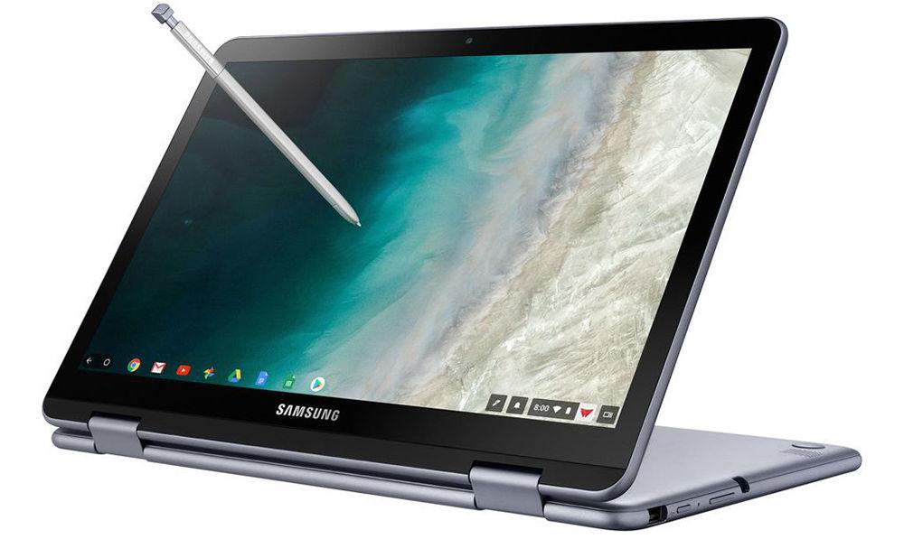 Сенсорный экран Chromebook