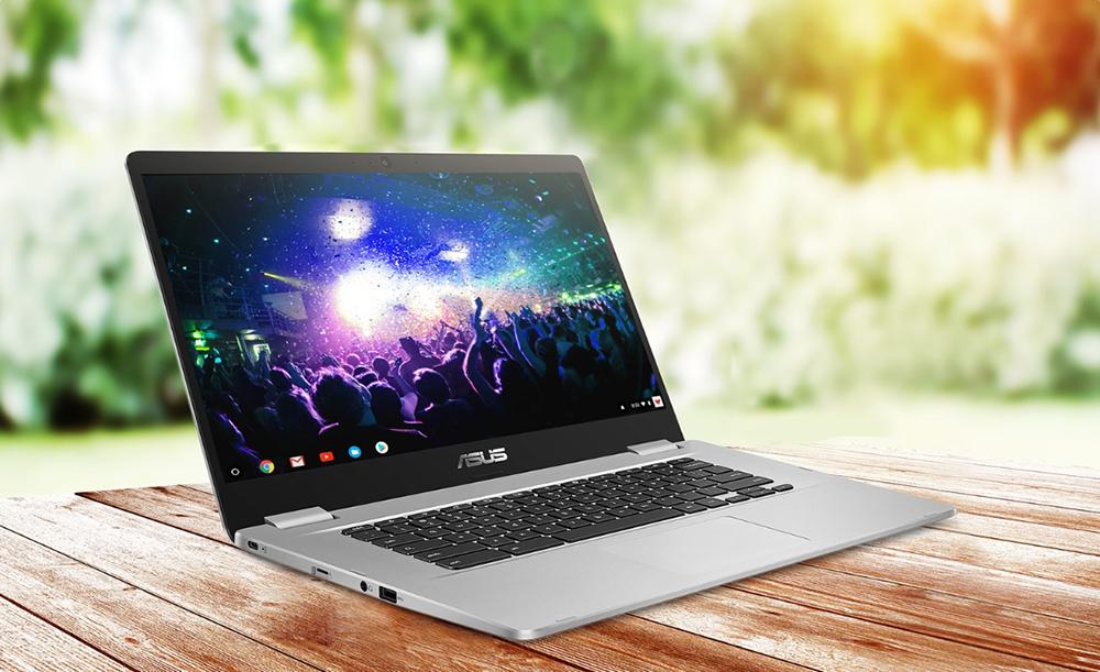 Установить приложения на Chromebook