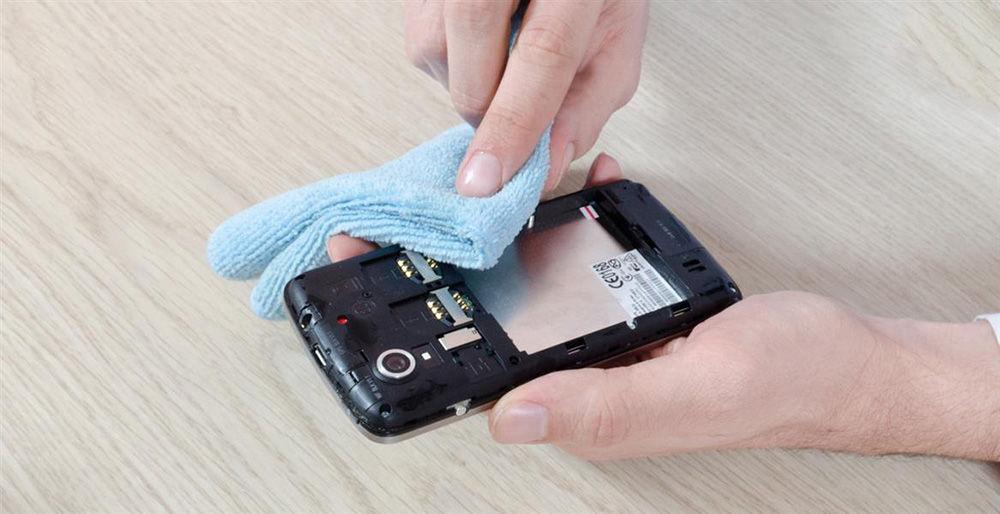 Как сушить телефон
