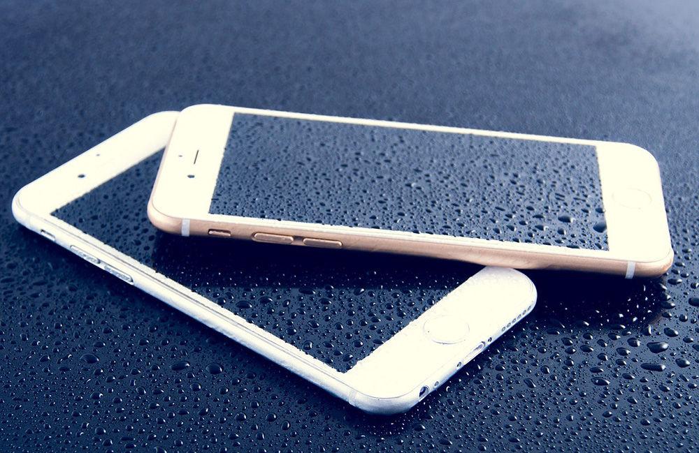 Последствия намокания телефона