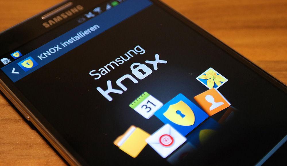 Зачем нужна программа Samsung KNOX и как отключить