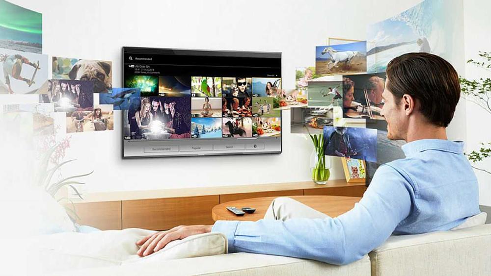 Телевизор и изображения