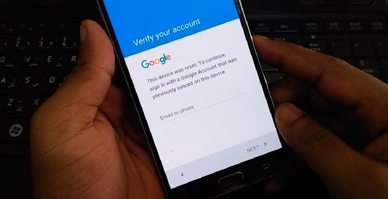 FRP Lock на Android