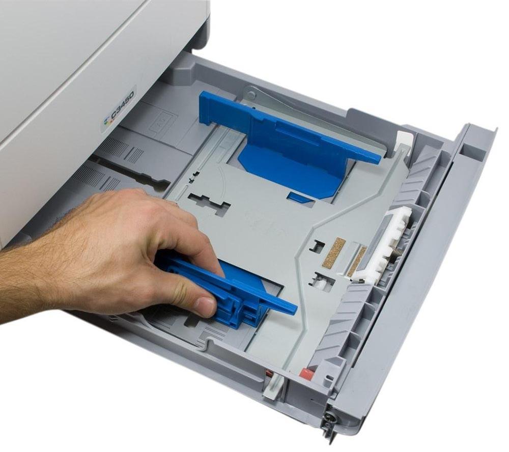 Главный лоток принтера