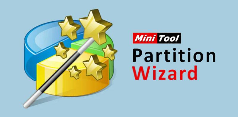 Логотип MiniTool Partition Wizard