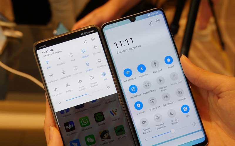 Новая прошивка на Android
