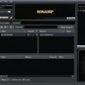 Установленная программа Winamp