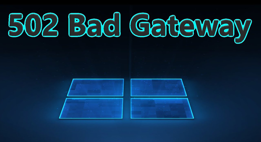 Ошибка «502 Bad Gateway»