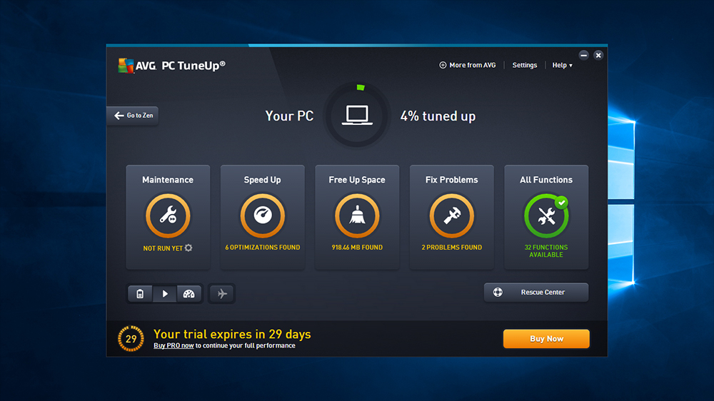 AVG TuneUp (Performance Optimizer)