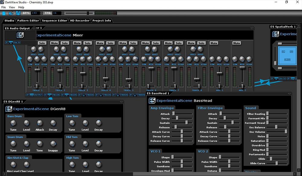 DarkWave Studio