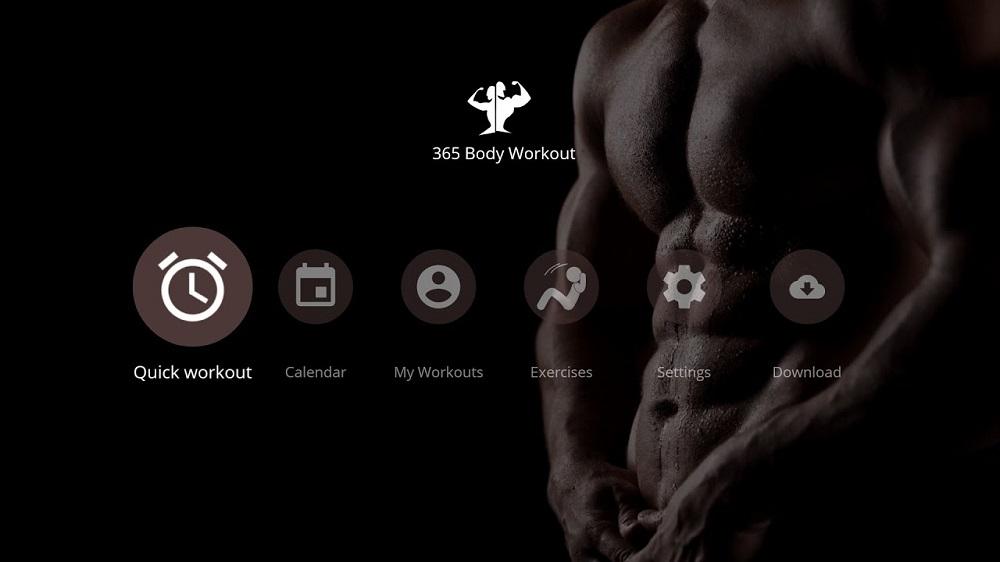 365 Body Workout для Smart TV