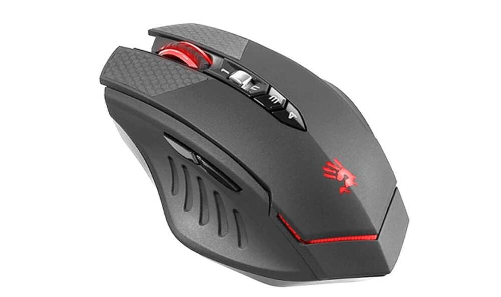 Компьютерная мышь A4Tech Bloody Warrior RT7 Black USB