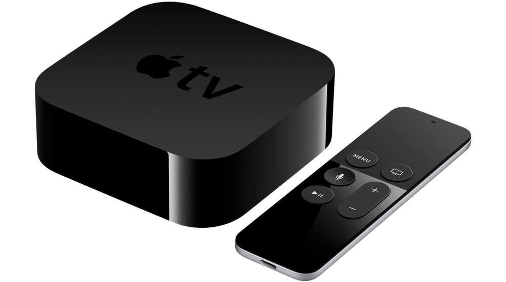 Приставка Apple TV 4K