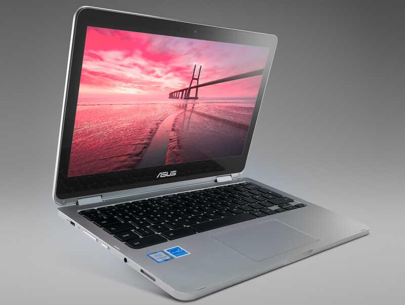 Chromebook Flip от Asus