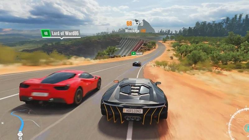 Игра «Forza Horizon 3»