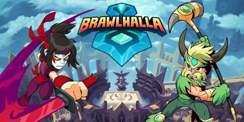 Игра Brawlhalla