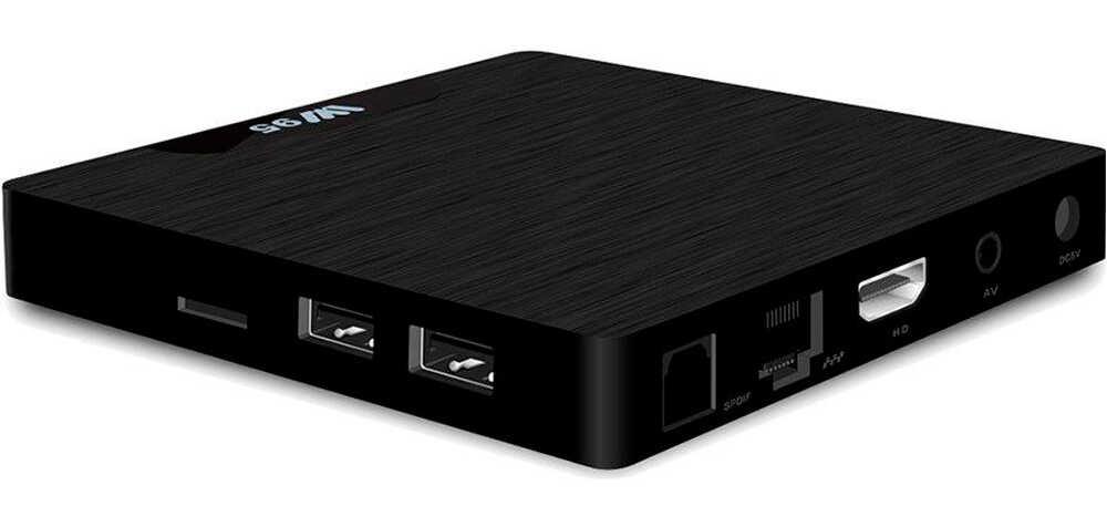 Smart-TV приставка Invin W95