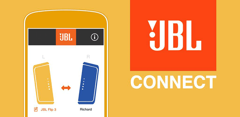 Приложение JBL Connect