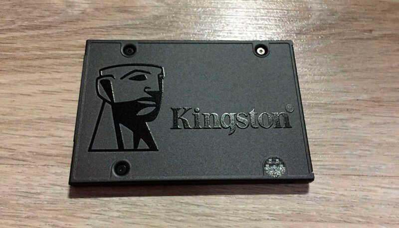 Kingston A400 SA400S37