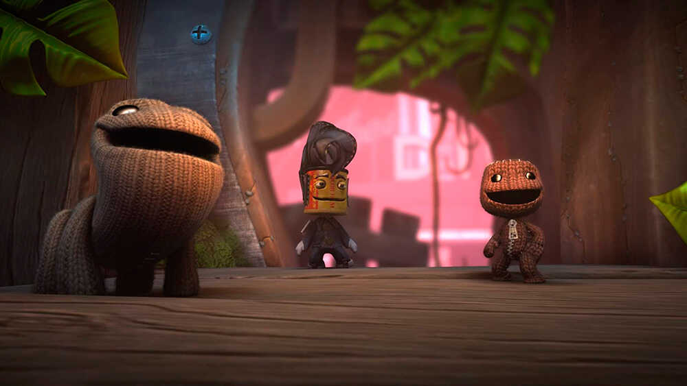 LittleBigPlanet PS Vita Edition