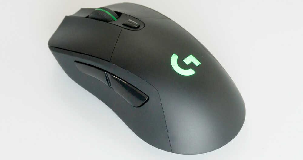 Компьютерная мышь Logitech G703