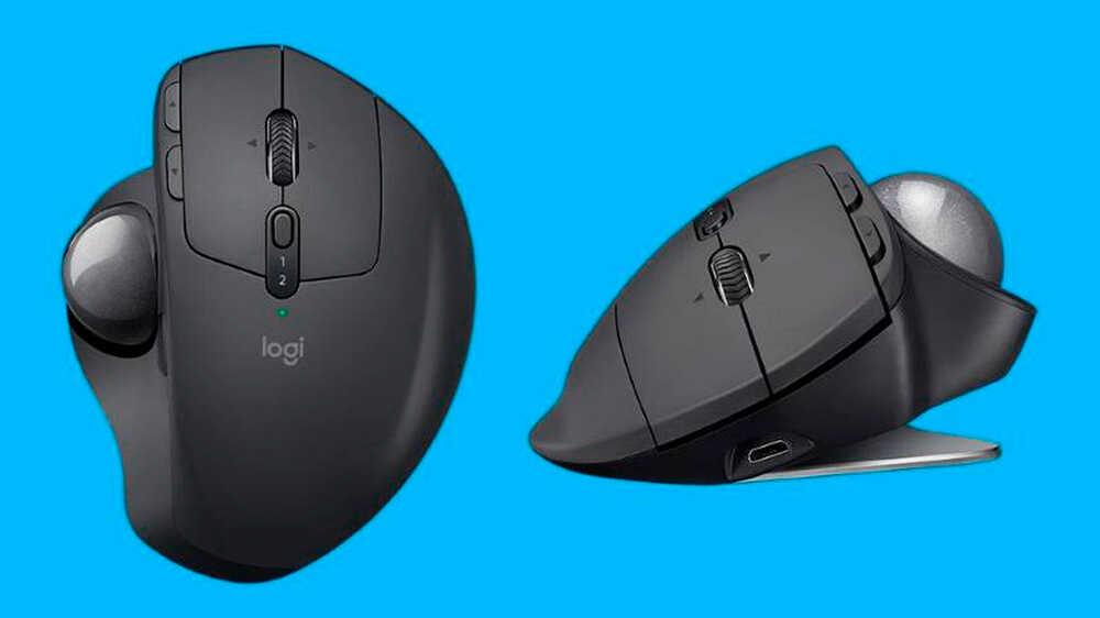 Компьютерная мышь Logitech MX Ergo