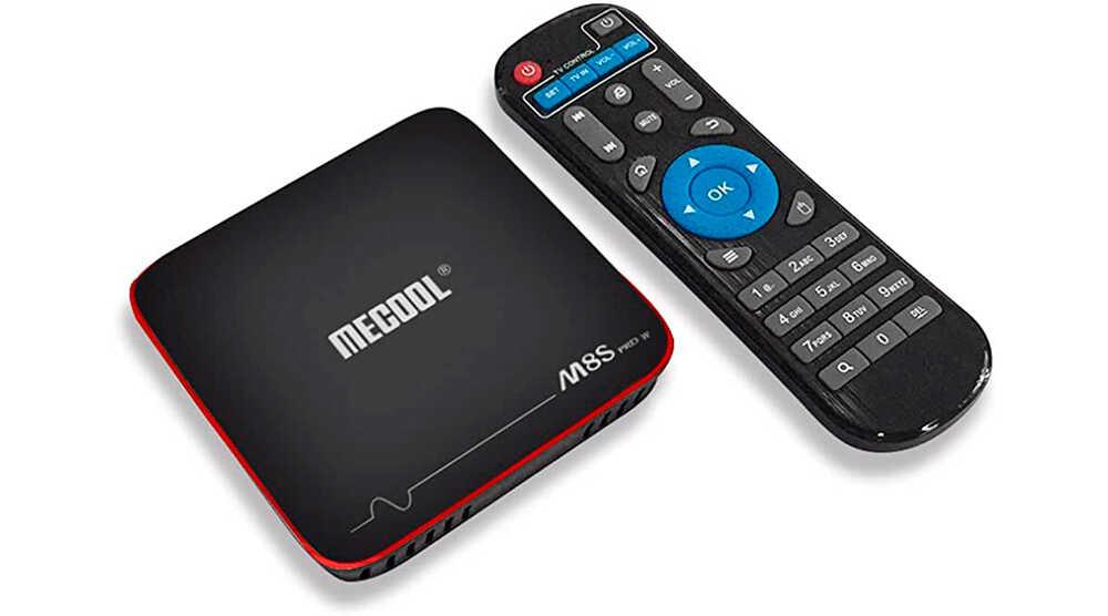 Smart-TV приставка Mecool M8S PRO W