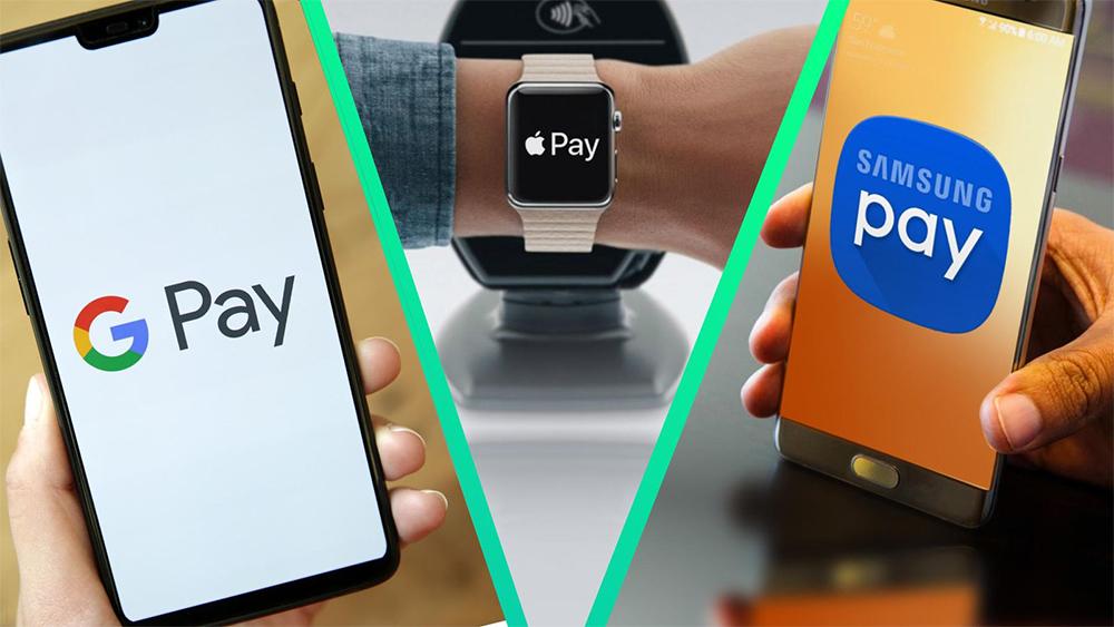 Общая информация о мобильных платёжных сервисах