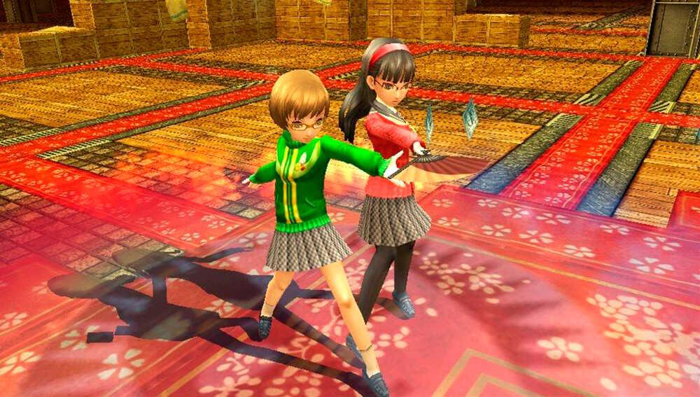 Persona 4 Golden Edition