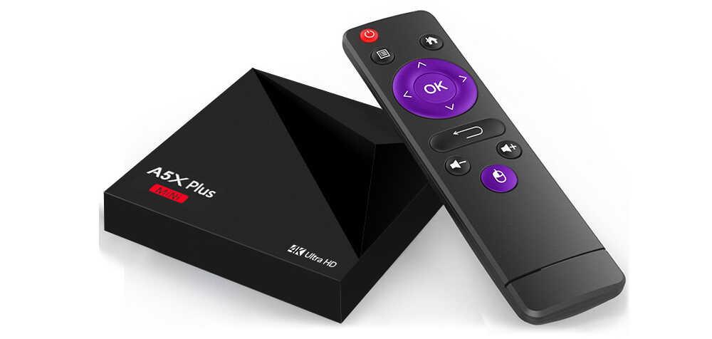 Smart-TV приставка Rockchip A5X+ Mini