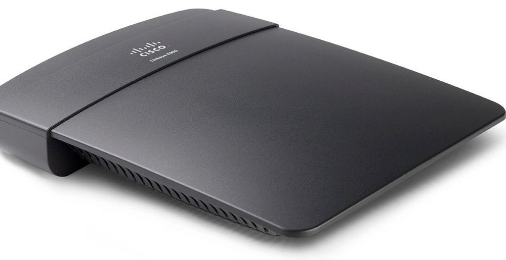 Роутер Cisco E900