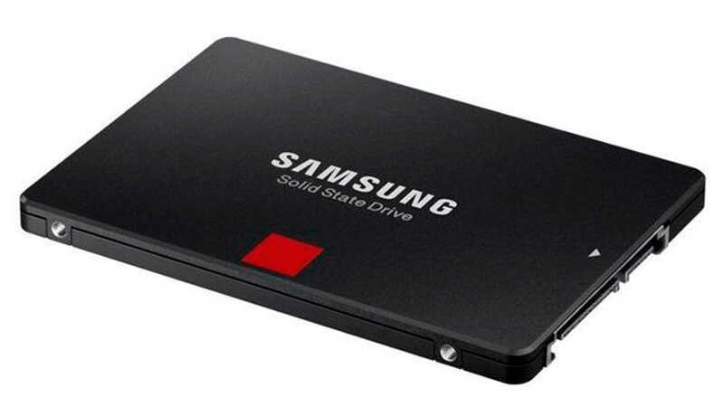Samsung 860PRO MZ-76P256BW