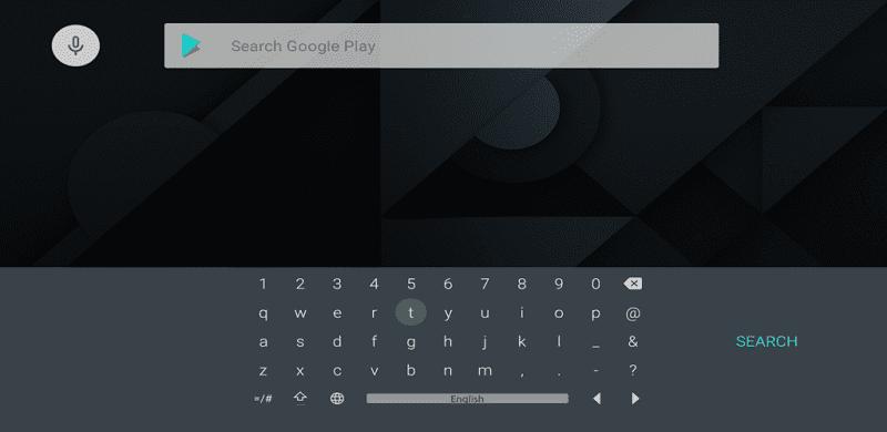 LeanKey Keyboard для Smart TV