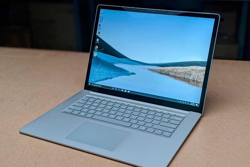 Surface Laptop 3 от Microsoft