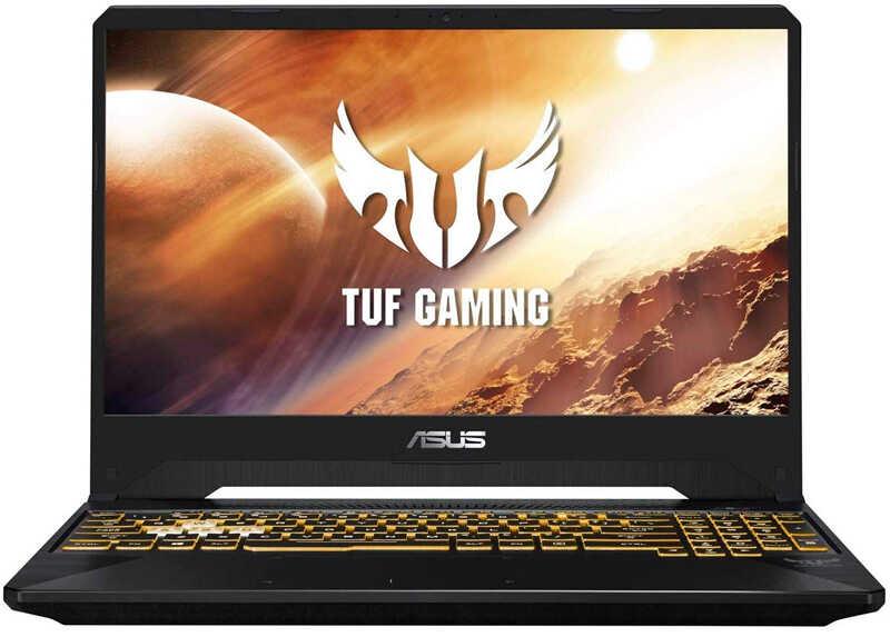 TUF Gaming FX505DD от Asus