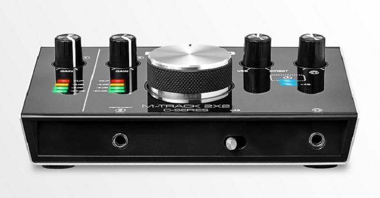 Звуковая карта M-Audio M-Track 2х2