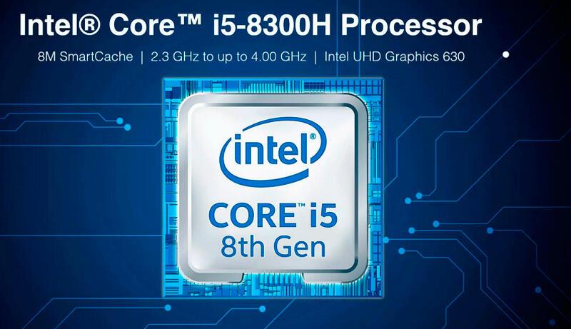 Core i5 8300H