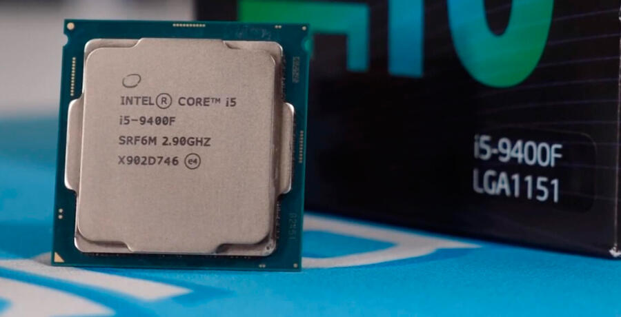 Core i5 9400