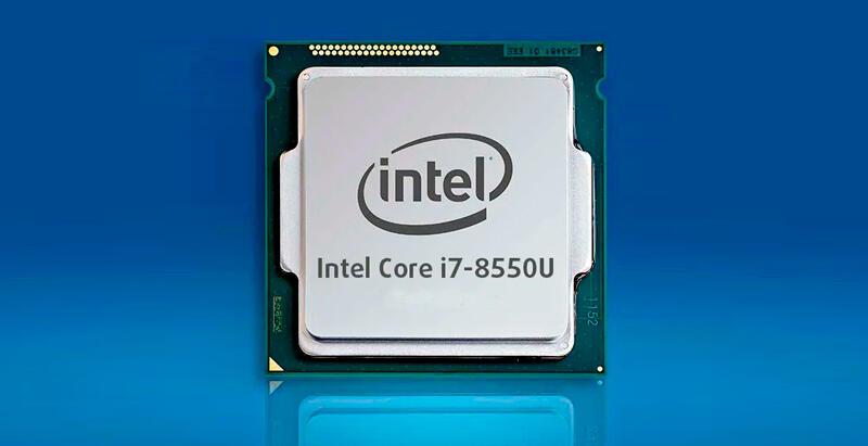 Core i7 8550U