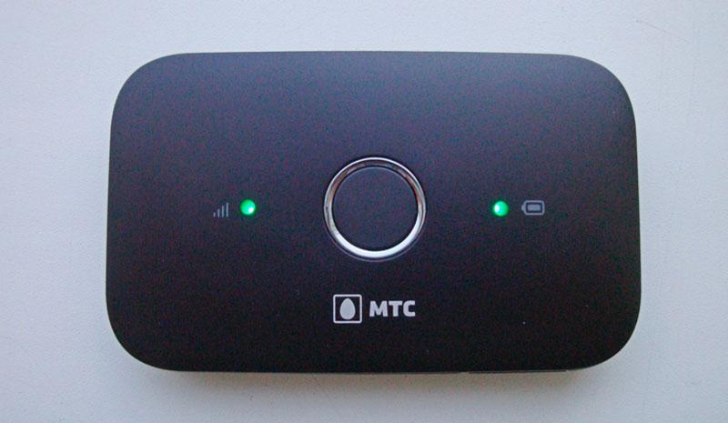 3G-4G роутер от MTC