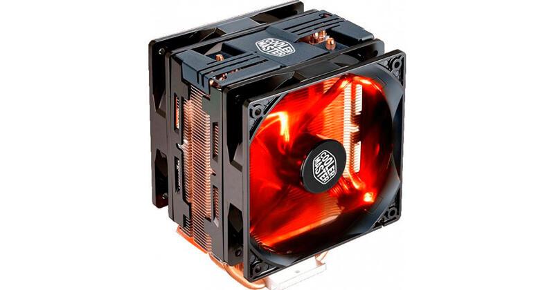 Hyper 212 LED Turbo от CoolerMaster