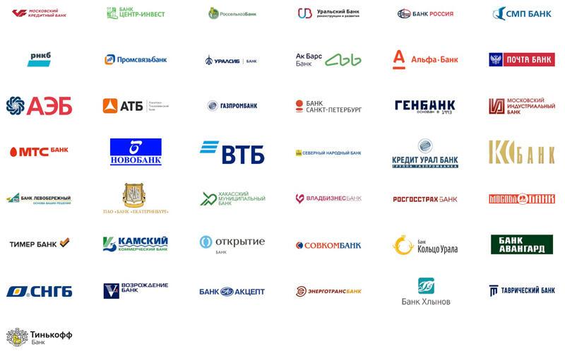 Какие банки поддерживают Apple Pay